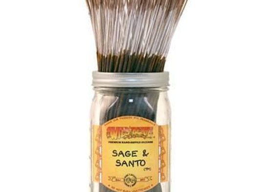 Sage & Santo™ - Wildberry Stick Incense