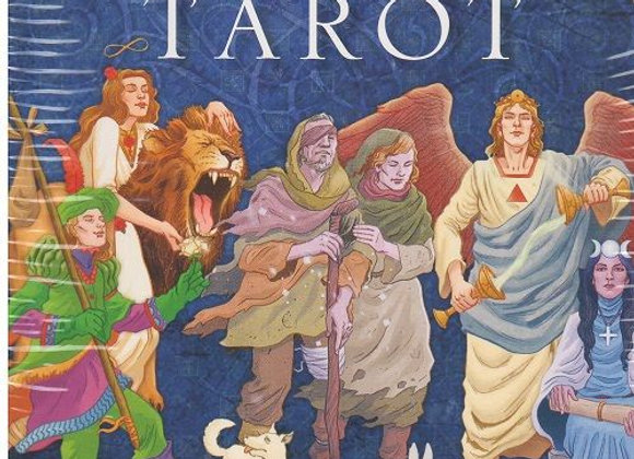 Llewellyn's Classic Tarot Deck