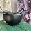 Thumbnail: Cast Iron Cauldron + Cast Iron Pestle - Medium