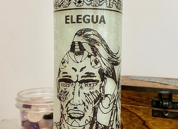 Ellegua - 7 Day Orisha Candle