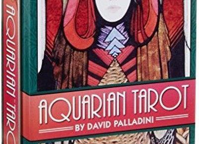Aquarian Tarot with Tin