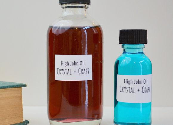 High John - Purple - Spiritual Oil