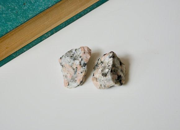 Jasper - Dalmatian - Raw Crystal