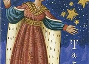 Medieval Tarot Lo Scarabeo - Tarot Deck