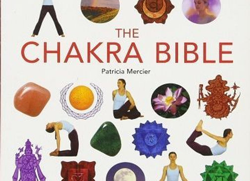 The Chakra Bible | By Patricia Mercier