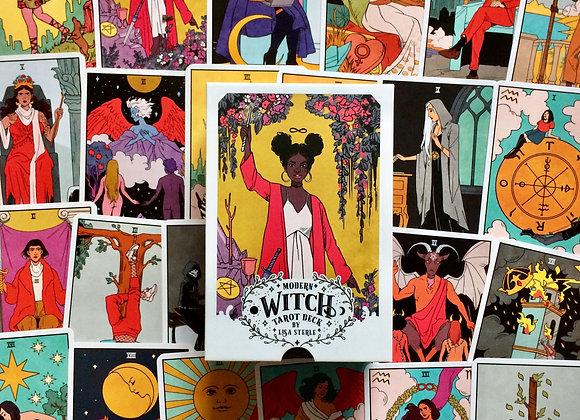 Modern Witch - Tarot Deck