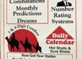 3 Wise Men Success  2021 - Lotto Book