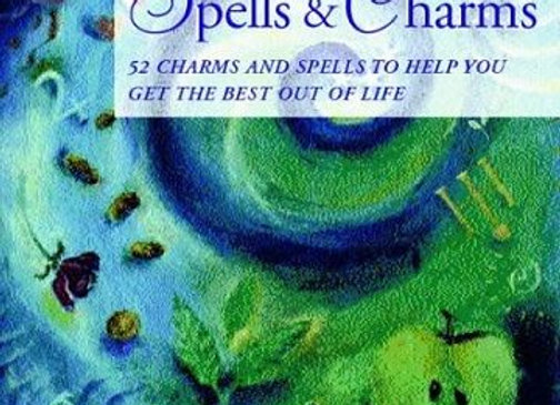 Spells & Charms   By Nicola De Pulford