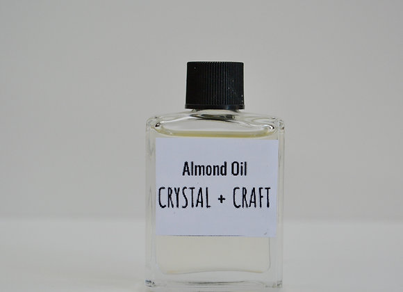 Almond - Unscented Carrier Oil