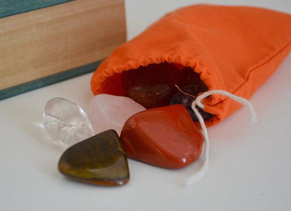 Chakra Set - 7 Tumbled Stones