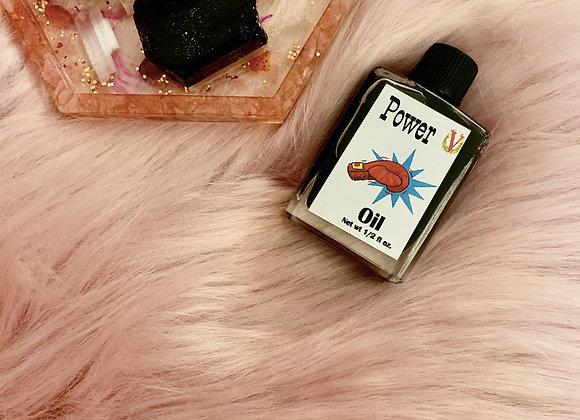 Power - Spiritual Oil