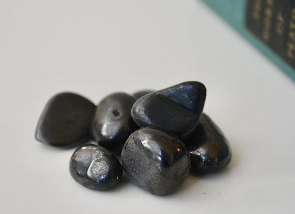 Shungite - Tumbled Stone