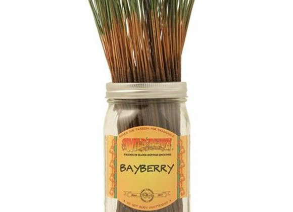 Bayberry - Wildberry Stick Incense