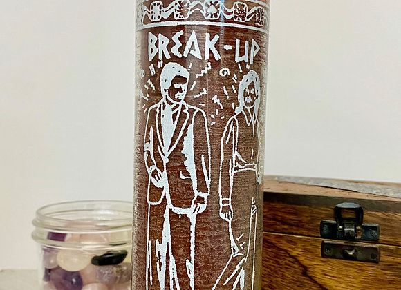 Break Up (Brown) - 7 Day Spiritual Candle