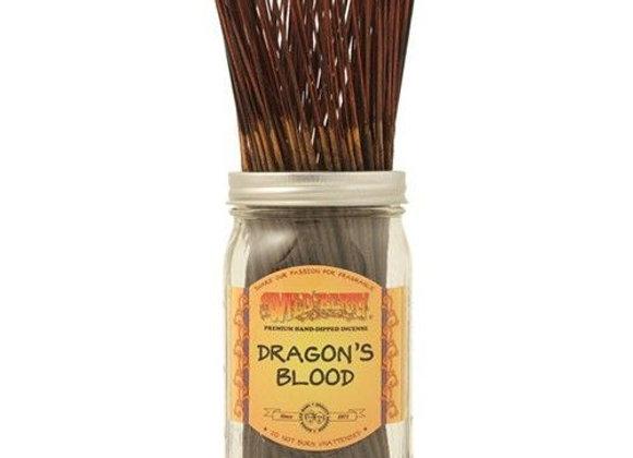 Dragon's Blood - Wildberry Stick Incense