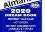 Vibrations Almanac Dream Book 2020 - Lotto Book