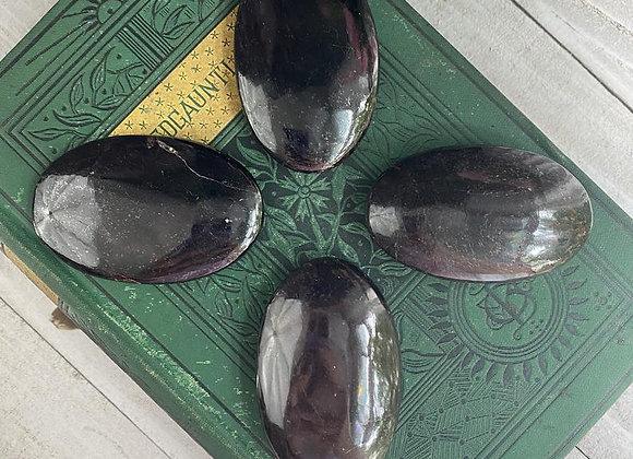 Garnet Palm Stone
