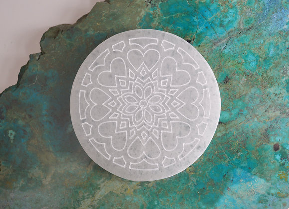 Selenite - Engraved Plate