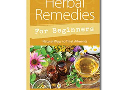 Herbal Remedies for Beginners | By Sandra Kynes