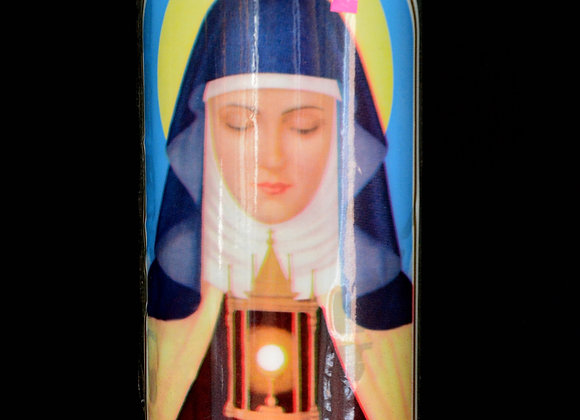 St. Clara - 7 Day Candle