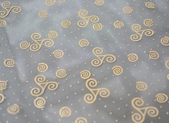 Triskelion Altar Cloth