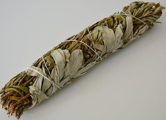 Lavender + White Sage Bundle - Smoke Stick