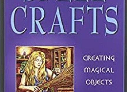 Spell Craft   By Scott Cunningham + David Harrington