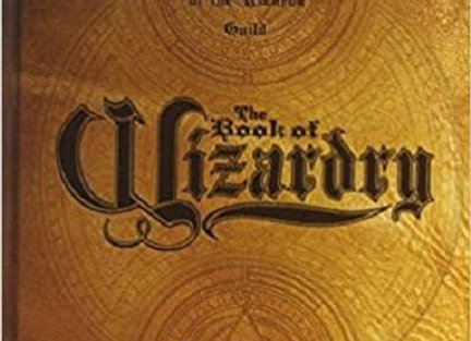 The Book of Wizardry | By Cornelius Rumstuckle