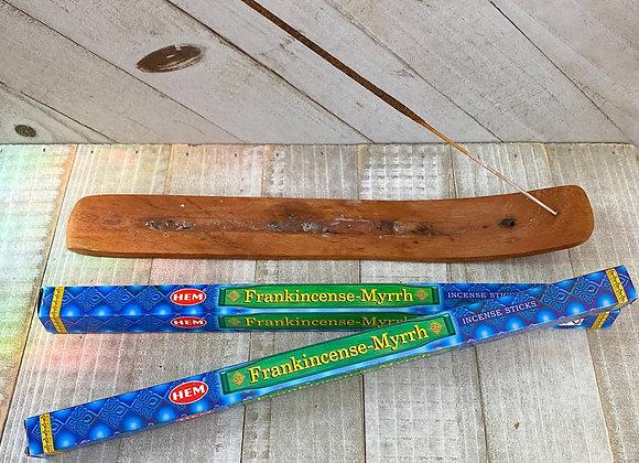 Frankincense & Myrrh - HEM Incense Sticks