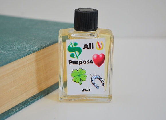 All Purpose - Spiritual Oil