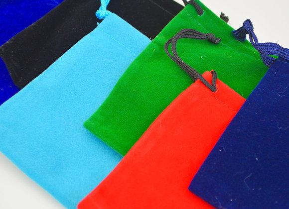 Velvet Mojo Bags - Variety of Colors
