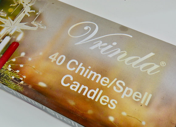 Chime Spell Candles - 40 Pack