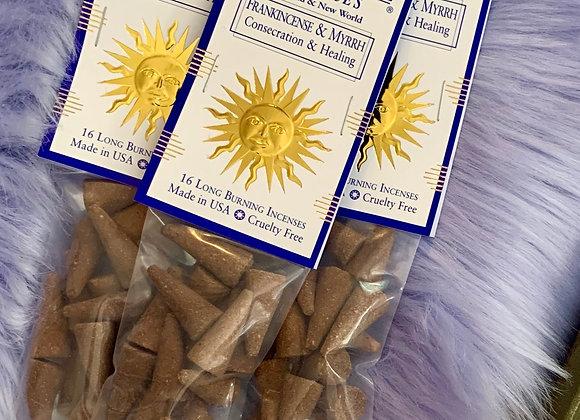 Essential Essence Incense Cones