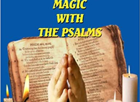 Candle Burning Magic With Psalms | By William Oribello