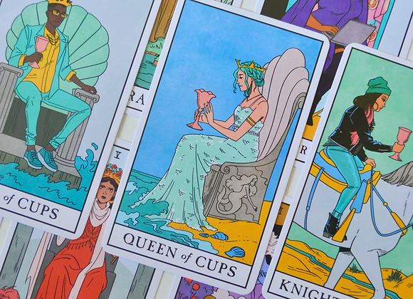 Reading-A-Month (12 Month Subscription) Personal Tarot Card Reading