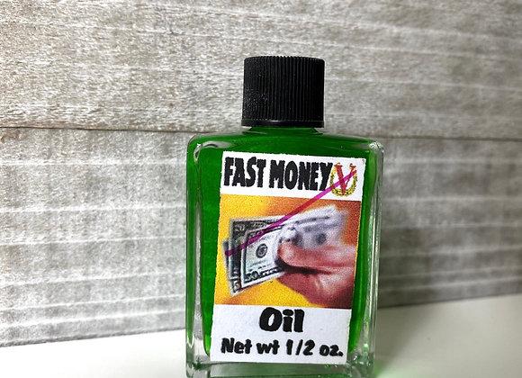Fast Money - Spiritual Oil