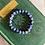 Thumbnail: Sodalite Stretchy Bead Bracelet