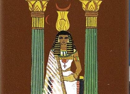 Egyptian Tarot Mini