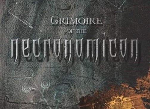 Grimoire of the Necronomicon   By Donald Tyson