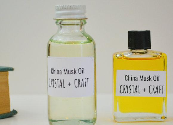 China Musk - Fragrance Oil