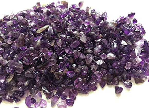 Amethyst - Tumbled Chips