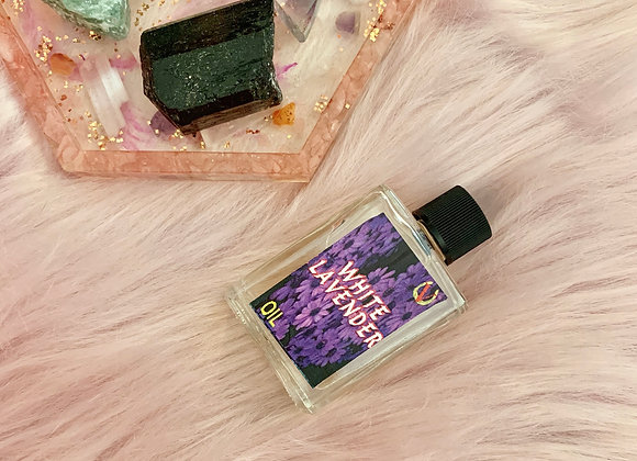 Lavender White - Spiritual Oil
