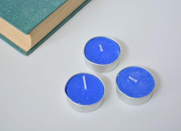 Tealight Candles - Blue