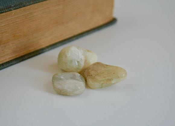 Aqua Beryl - Tumbled Stone
