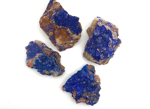 Azurite - Raw Crystal