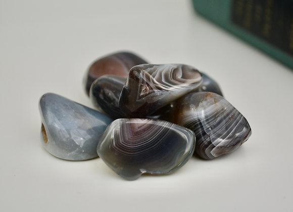 Agate - Botswanna - Tumbled Stone