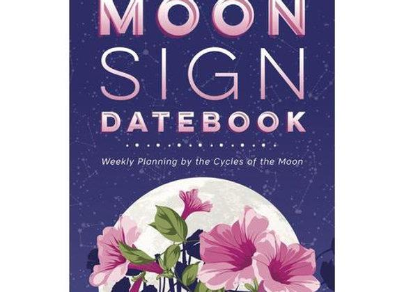 Moon Sign Datebook 2021    Llewellyn