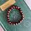 Thumbnail: Red Tiger's Eye Stretch Bead Bracelet