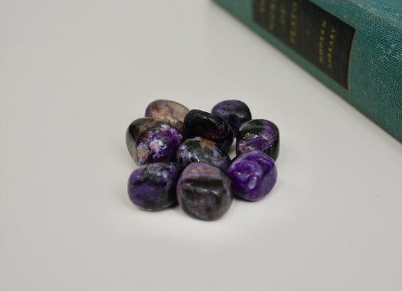 Charoite - Tumbled Stone