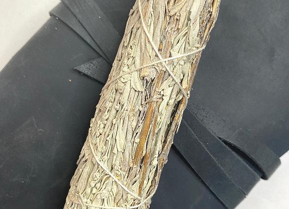 White Sage + Palo Santo Bundle - Smoke Stick